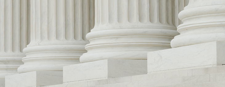 Sher Tremonte Professionals Page, Image of Court Columns